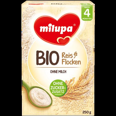 Milupa Bio Reisflocken