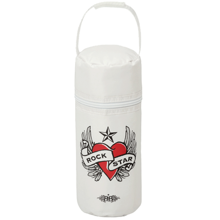 Rockstar Baby Isoliertasche Heart & Wings