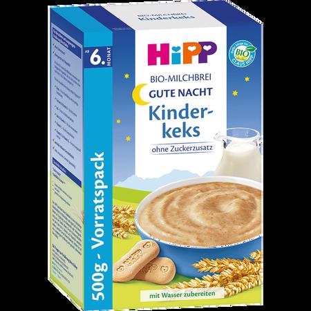 HiPP Bio-Milchbrei Gute Nacht Kinderkeks
