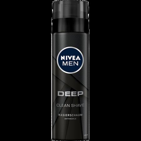 NIVEA MEN Deep Clean Shave Rasierschaum