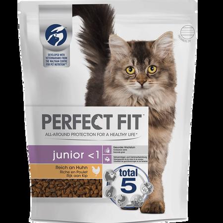 PERFECT FIT Junior Katzenfutter Huhn