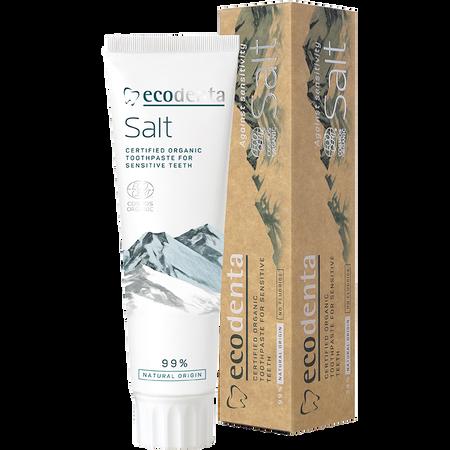 ecodenta Organic Salt Zahncreme sensitive