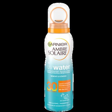 GARNIER AMBRE SOLAIRE UV Water Erfrischender Sprühnebel LSF 30