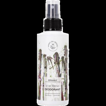 Bild: Hands on Veggies Bio Deodorant Bambus & Lavendel  Hands on Veggies Bio Deodorant Bambus & Lavendel