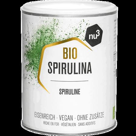 NU3 Bio Spirulina Pulver