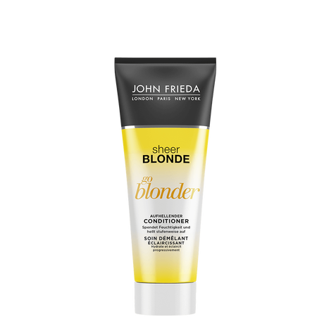 JOHN FRIEDA Sheer Blonde Go Blonder aufhellender Conditioner mini