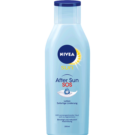 NIVEA Sun After Sun SOS Lotion