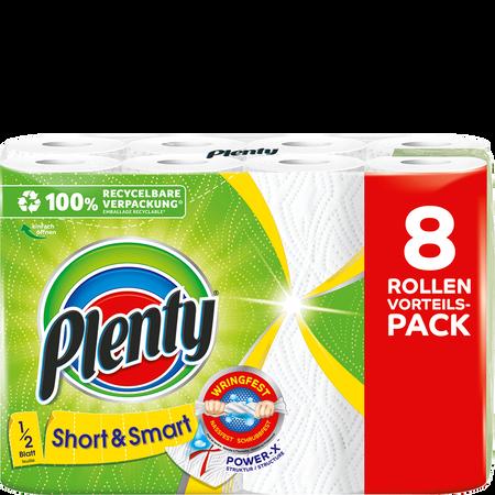 Plenty White Short & Smart