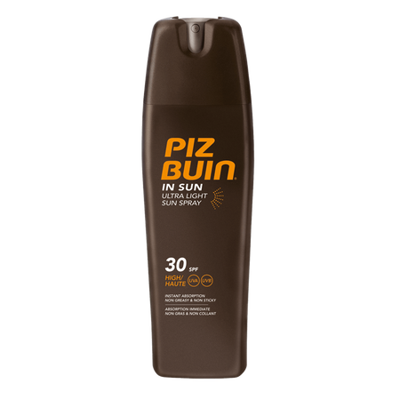 PIZ BUIN In Sun Ultra Light Spray LSF 30