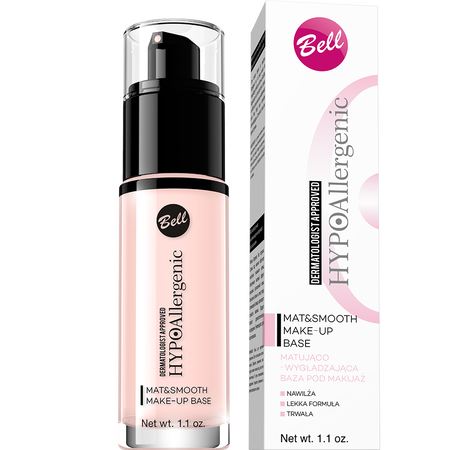 HYPOAllergenic Mat&Smooth Make-up Base