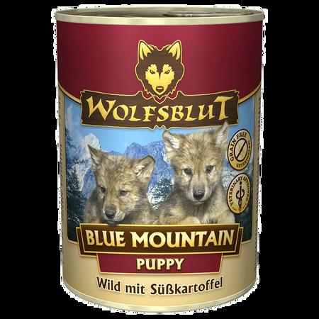Wolfsblut Blue Mountain Puppy/Wildfleisch