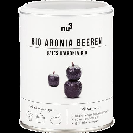 NU3 Bio Aronia Beeren