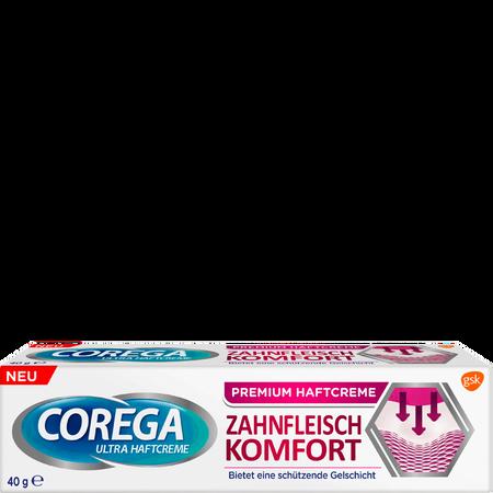 Corega Ultra Haftcreme Zahnfleisch Komfort