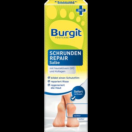 Burgit Footcare Schrunden Intensivcreme