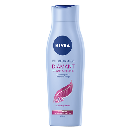 NIVEA Diamant Glanz & Pflege Shampoo