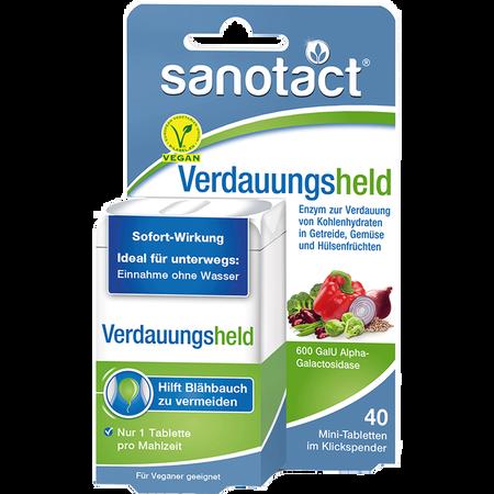 sanotact Verdauungsheld Mini-Tabletten