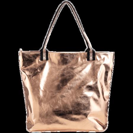 LOOK BY BIPA Metallic Shopper Rose