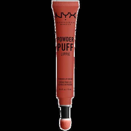NYX Professional Make-up Powder Puff Lippie Lip Cream