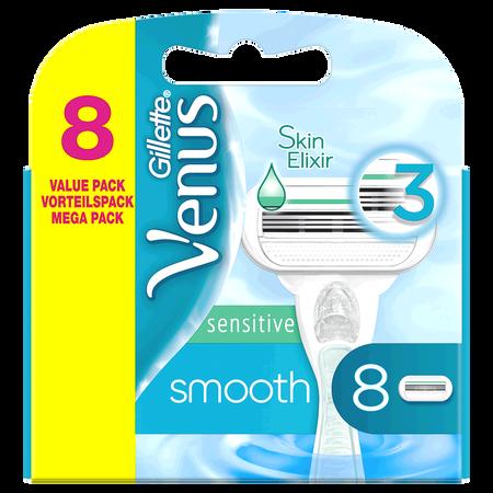 Gillette Venus Skin Elixir sensitive smooth Klingen Vorteilspack