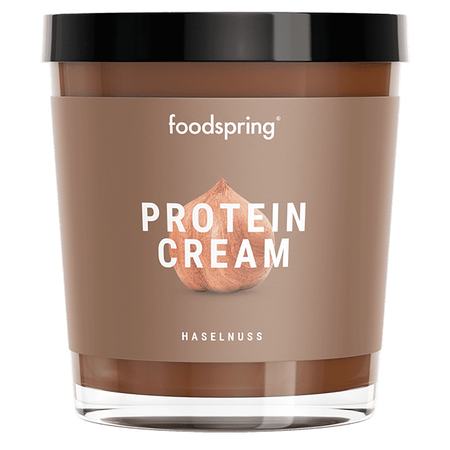 foodspring Protein Cream Haselnuss
