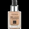 Bild: Catrice HD Liquid Coverage Foundation hazelnut beige