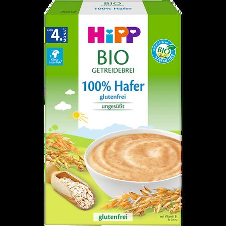 HiPP Bio Getreidebrei 100% Hafer