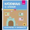 Bild: Badala Sticker Set Katzenhaus