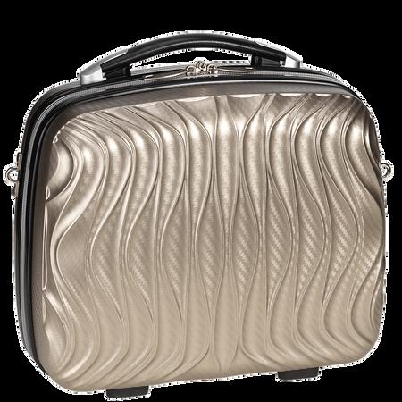LOOK BY BIPA Beauty Case Champagner Wellen