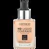 Bild: Catrice HD Liquid Coverage Foundation 30 sand beige