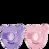 Bild: PHILIPS AVENT Schnuller Soothie, 3 Monate+, lila/rosa