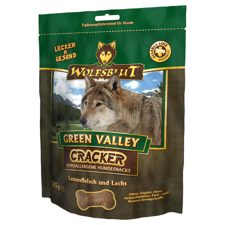 Wolfsblut Cracker Green Valley/Lamm Lachs