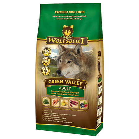 Wolfsblut Green Valley Adult