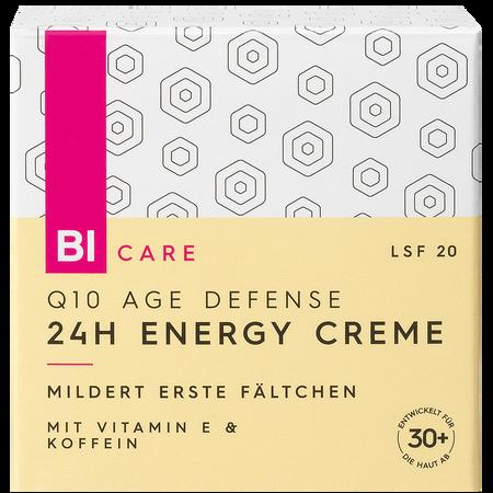 BI CARE Q10 Age Defense 24H Energy Cream LSF 20