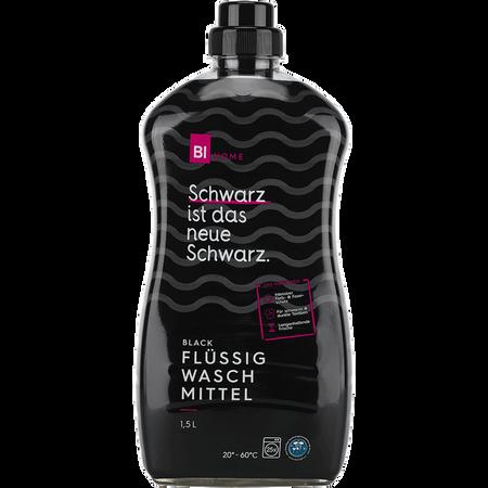BI HOME Spezialwaschmittel Black flüssig