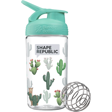 SHAPE REPUBLIC Blender Bottle