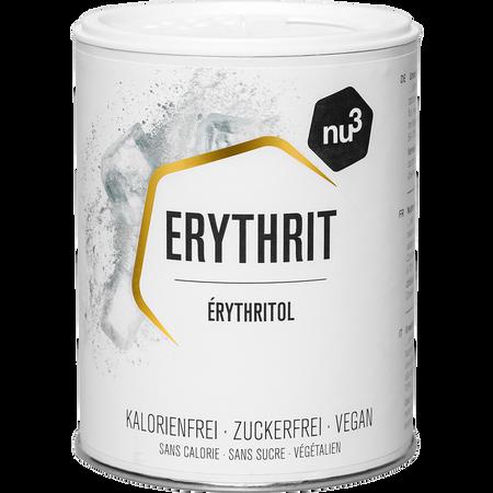 NU3 Erythrit Zuckerersatz