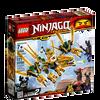 Bild: LEGO Ninjago 70666 Goldener Drache