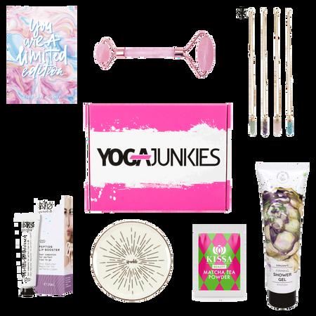 YOGA JUNKIES Yoga Junkies Box I BIPA Special Edition