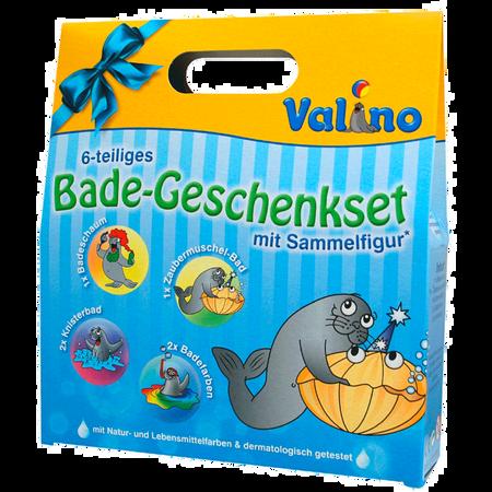 VALINO Kinder Bade-Geschenkset