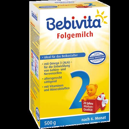 Bebivita Folgemilch 2