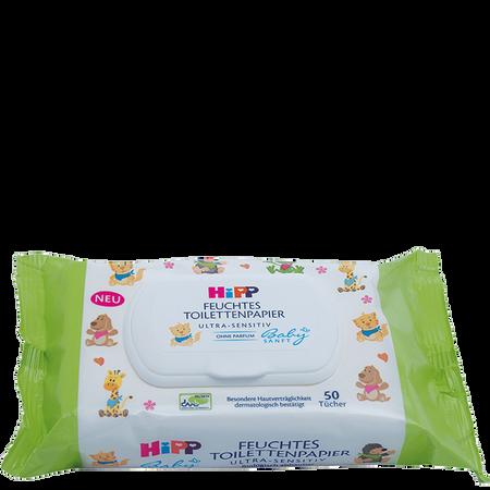 HiPP Feuchtes Toilettenpapier ultra-sensitiv