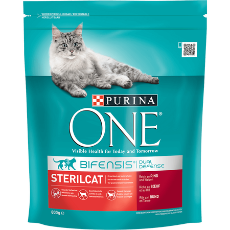 ONE STERILCAT Rind