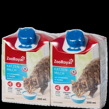 ZooRoyal Katzenmilch Duopack