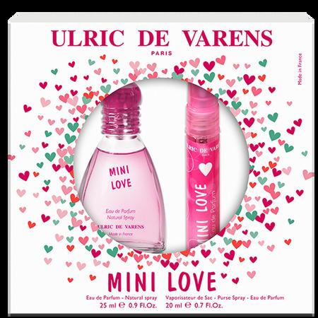 Ulric de Varens Duftset  Mini Love