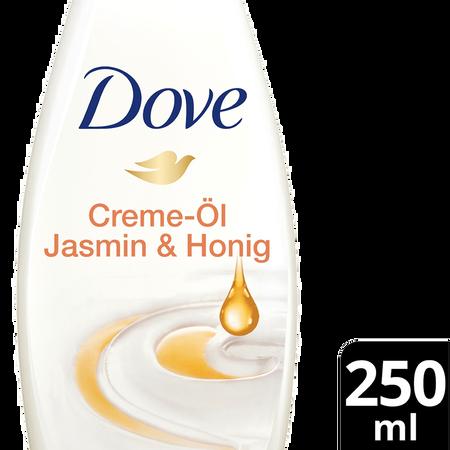 Dove Pure Verwöhnung Creme-Öl Dusche Jasmin & Honig