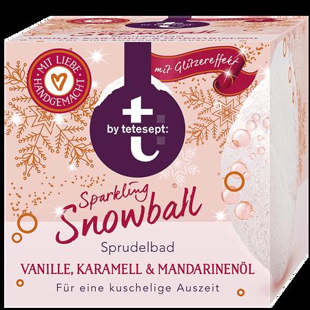 t: by tetesept Sparkling Snowball Sprudelbad