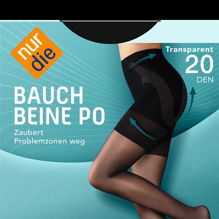 nur die Bauch-Beine-Po Strumpfhose 20 DEN