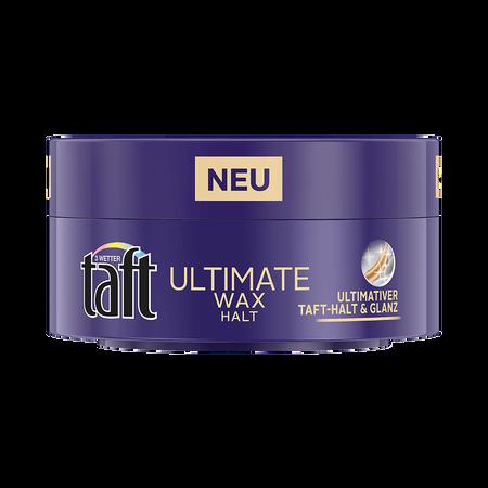 Schwarzkopf 3 WETTER taft Ultimate Wax