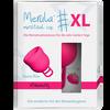 Bild: Merula Merula Cup XL strawberry Menstruationstasse