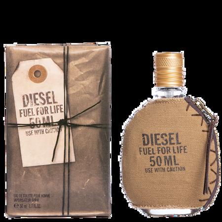 Diesel Fuel for Life Eau de Toilette (EdT)